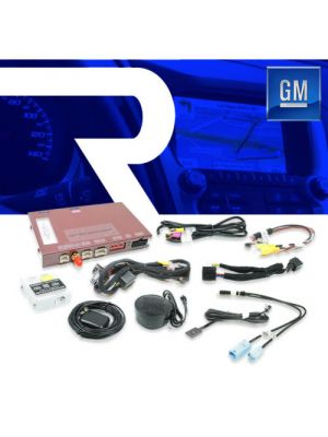 Rostra 250-7610 SoftTouch GPS Navigation Add-On for GM MyLink Systems (2507610)