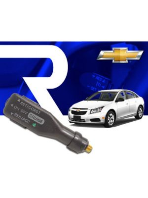 Rostra 250-9614 Custom Cruise Control Kit - Chevy Cruze 2011 - 2012 w/ M/T Tires