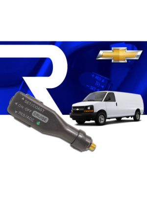 Rostra 250-9608 Custom Cruise Control Switch Kit for Chevy Express 2013 - 2015