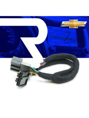 Rostra 250-7612 2012 Chevy Malibu T-Harness for 250-7610 SoftTouch Navigation