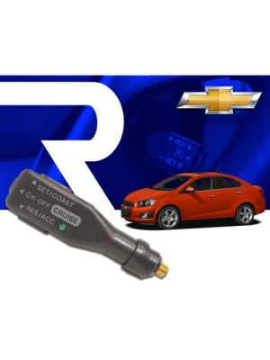 Rostra 250-9618 Custom Cruise Control Switch Kit - Chevy Sonic 2012 w/ A/T Tires