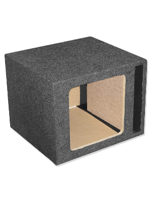 SPL Boxes SB110V-KL Vented Square Cutout Single 10