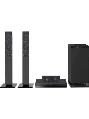 Panasonic SC-HTB770 3.1-Channel Soundbar with Wireless Subwoofer (Black)