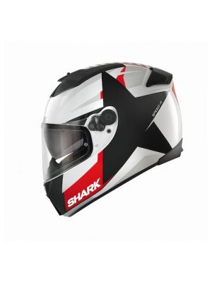 Shark Speed-R Series 2 Texas Pulse Division Helmet - Black / Red or White / Red / Silver HE4706D