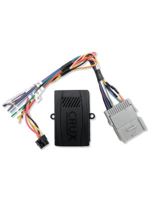 Crux SOCGM-17 General Motors Class II Radio Replacement Interface with Chime
