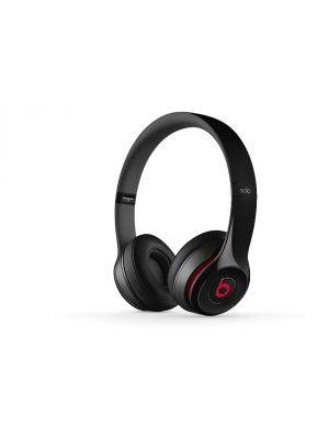 Beats Solo2 On-Ear Lightweight Headphones (Black) (solo²)
