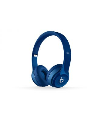 Beats Solo2 On-Ear Lightweight Headphones (Blue) (solo²)