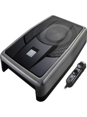 Clarion SRV250 6-3/4-inch Powered Enclosed Subwoofer System