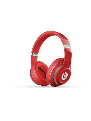 Beats Studio Over-Ear High Quality Headphones (Red) (Studio 2.0)