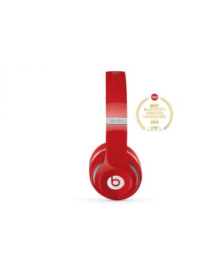 Beats Studio Wireless Bluetooth Headphones (Red)