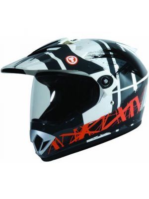 Torc T37 Adventour Adult Motorcross/Off-Road/Dirt Bike Motorcycle Helmet [T-37]