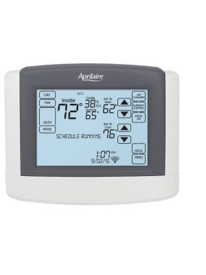 Aprilaire E 8820 WiFi Communicating Thermostat