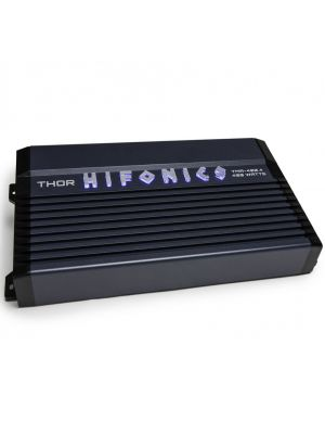Hifonics TMA-400.4 400 watt 4 Channel Marine Amplifier