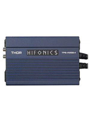 Hifonics TPS-A350.4 350W 4-Channel THOR Series Class-D Powersports Amplifier