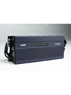 Hifonics TPS-A600.5 THOR Compact Five Channel 600 watt Powersports Amplifier