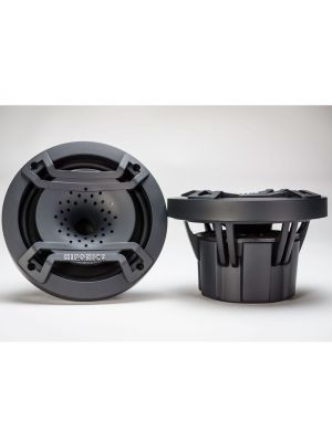 Hifonics TPS-CX65 6.5 inch Compression Horn Speaker in a reinforced compact enclosure