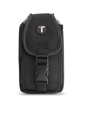 CellularInnovations TTRUGGEDBK ToughTested - Rugged Mobile Phone Case, Black