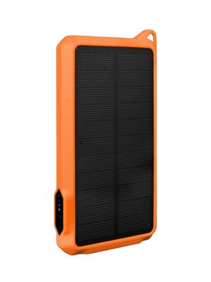 CellularInnovations TTSOLAR10 ToughTested - Solar Powered Dual USB Battery Pack/ Powerbank, 10000mA