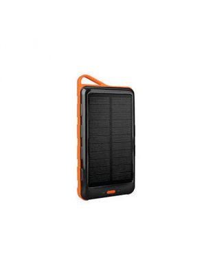 CellularInnovations TTSOLAR15 ToughTested - Solar Powered Dual USB Battery Pack/ Powerbank, 15000mA