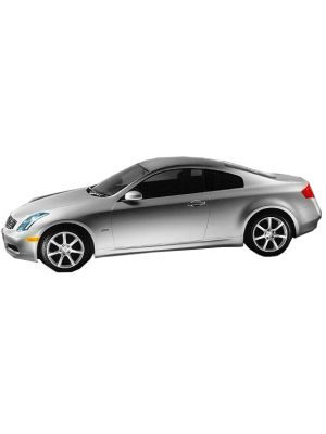 2-Door Vehicles (Coupe) Window Tint Installation