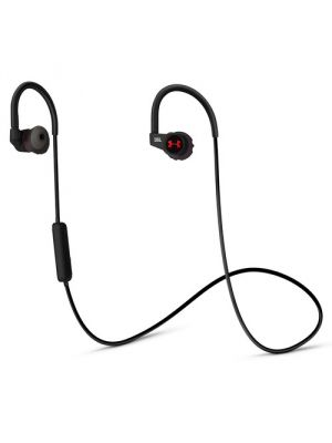 JBL UAJBLHRMB Under Armour Wireless In-Ear Headphones with Heart-Rate Monitor (Black)