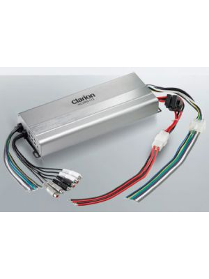 Clarion XC2510 Micro Size 5/4/3 Channel Class D Marine Amplifier