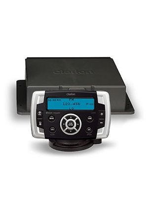 Clarion CMS2 Marine Digital Media Receiver With Watertight Commander