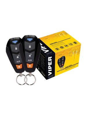Viper 3105V Entry Level 1-Way Security System