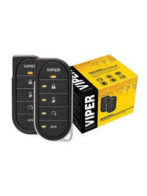 Viper 5806V LED 2-Way Security + Remote Start System