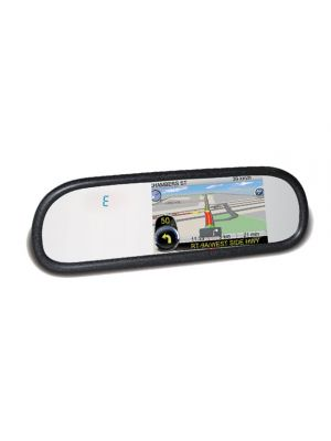 BOYO VTG50 5″ Replacement / Clip-on Dual Solution Mirror Monitor With Navigation