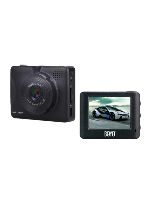 BOYO VTR113 Full HD Dash-Cam Black box with 2.0″ LCD Screen