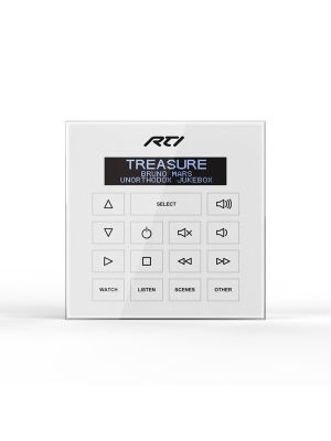 RTI WK2 Weather Resistant In-Wall Keypad