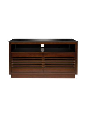 Bell'O WMFC505 - No Tools Assembly Wood A/V Cabinet for up to 55