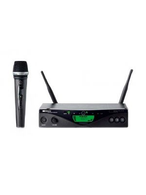 AKG WMS470 Vocal Set with D5 Microphone - Professional Wireless Microphone System /w Transmitter & Receiver