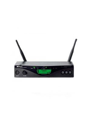 AKG WMS470B7 Presenter Set Wireless Microphone System w/ CK99L Mic, C555L Mic, SR470 Receiver & PT Transmitter