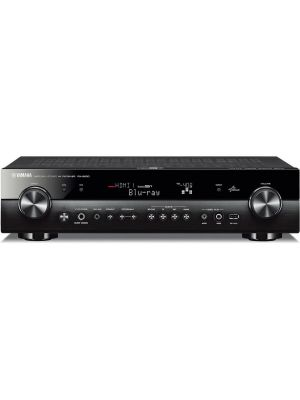 Yamaha RX-S600 Slimline 5.1-Channel Home Theater Receiver with Apple AirPlay® (RX-S600BL)