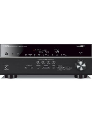 Yamaha RX-V675 7.2-Channel Home Theater Receiver with Apple AirPlay® (RX-V675BL)