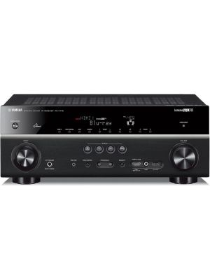 Yamaha RX-V775WA 7.2-Channel Home Theater Receiver with Apple AirPlay® and Included Wi-Fi® (RX-V775WABL)