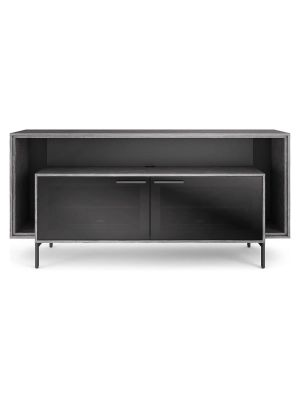 BDI Cavo® 8168 - Double Wide Entertainment Stand with Speaker Cabinent