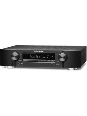 Marantz NR1504 Slim Line 5.1-channel Home Theater Receiver with Apple AirPlay®