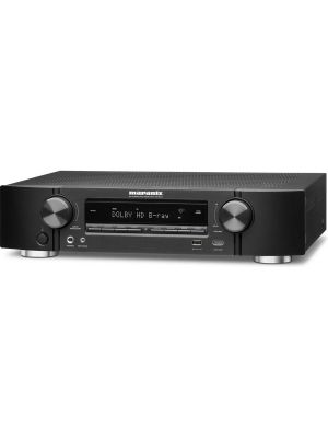 Marantz NR1604 Slim Line 7.1-channel Home Theater Receiver with Apple AirPlay®