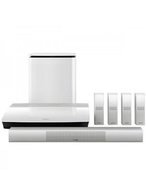 Bose® Lifestyle® 650 Home Theater System (White)