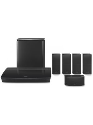 Bose® Lifestyle® 600 Home Theater System (Black)