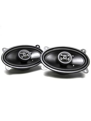 Hifonics ZS46CX 4x6 inch Zeus Series Car Audio Coaxial Speaker System
