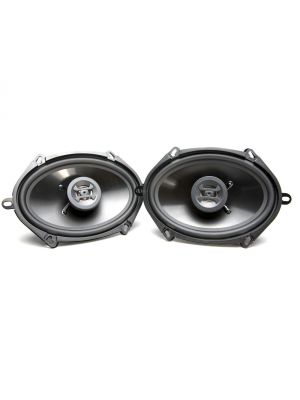 Hifonics ZS5768CX Zeus 5 x 7 / 6 x 8 inch Car Audio Coaxial Speaker System