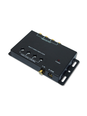 Accele ZVA400 4 Output Video Amplifier