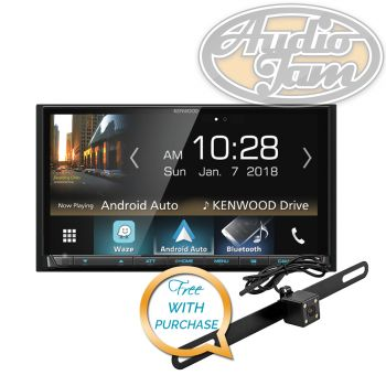 "Kenwood DMX7705S 6.95"" WVGA Car Media Receiver"