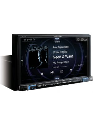 JVC KW-V330BT DVD Receiver
