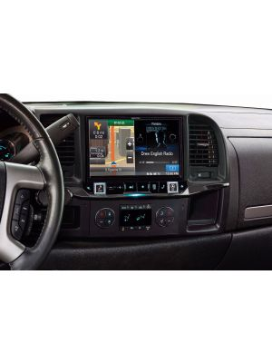 Alpine X009-GM2 In-Dash Multimedia Restyle System