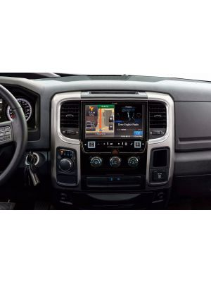 Alpine X009-RAM In-Dash Multimedia Restyle System